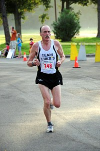 Peter Mullin UjENA FIT Club Runner of the Year 2012