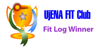 UjENA FIT CLUB FIT LOG WINNER!